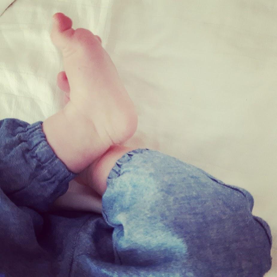 Hoe ik dit keer wél echt geniet van de newborn weken