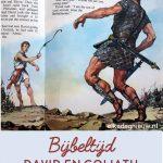 Serie Bijbeltijd: David en Goliath