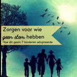 Hoe dit gezin 7 kinderen adopteerde