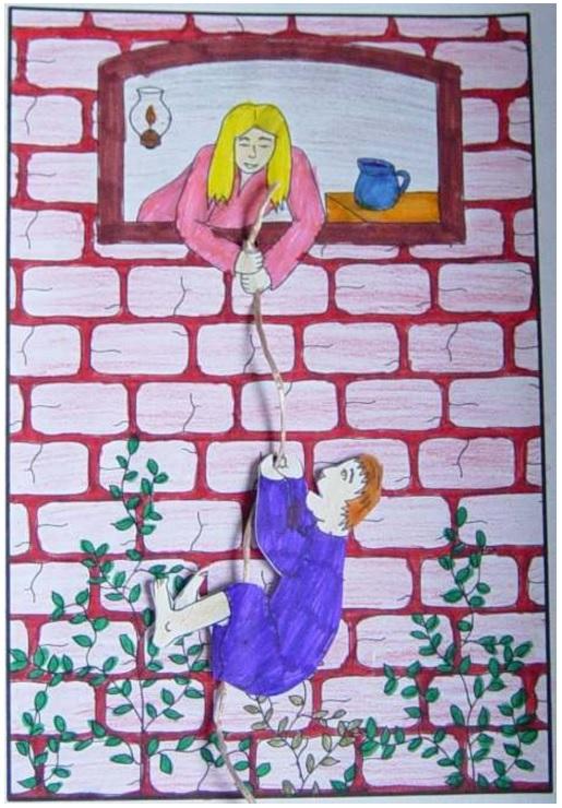 Bijbeltijd: David vlucht voor Saul
