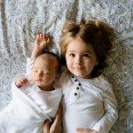 Aan de mama van een baby en een peuter (of twee)